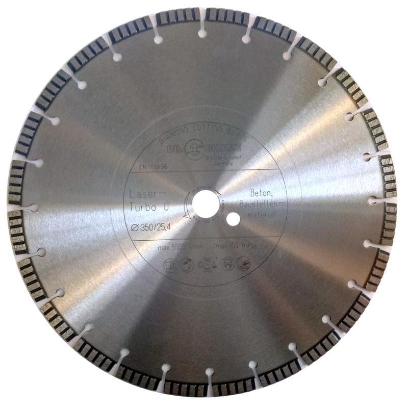 диски для армированного бетона