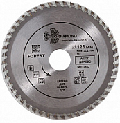 Алмазный диск Trio Diamond Forest Ø125*48T
