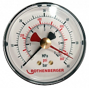 Манометр Rothenberger для RP 50-S